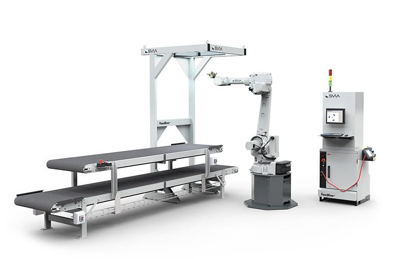svia robotic work cell