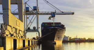 Emerson drives streamline port crane application