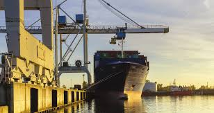 Emerson drives streamline port crane application