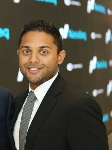 Saagar Govil, CEO of Cemtrex