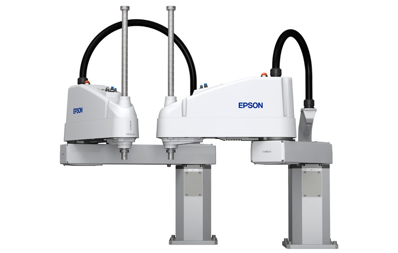 Epson expands LS series SCARA industrial robot lineup