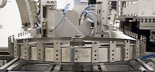 belt technologies automated-assembly-metal-timing-belt