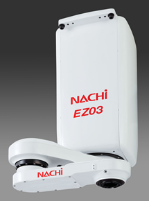 Nachi-Fujikoshi launches 'new category' of robot