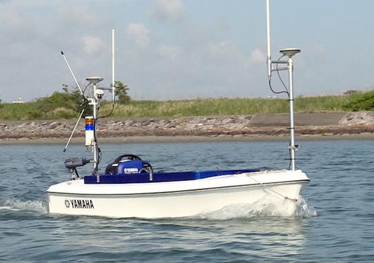 Yamaha launches new autonomous boat