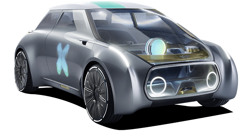 BMW reveals new autonomous Mini concept
