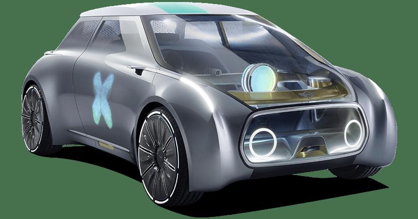 BMW reveals new autonomous Mini concept