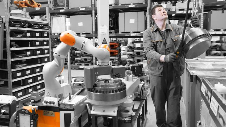 Kuka selects Apttus digital commerce solution