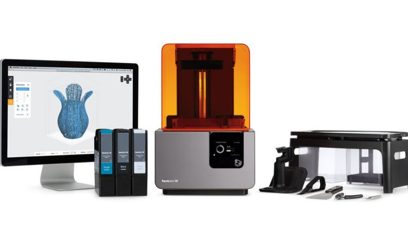 Formlabs raises $35 million in funding round led by Foundry Group and Autodesk