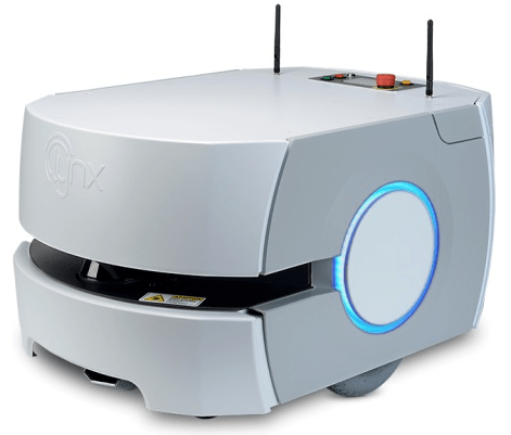 Omron launches 'AI-equipped' mobile robot for logistics