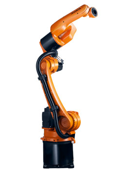 Kuka unveils Cybertech industrial robots in China