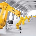 A range of Stäubli robots