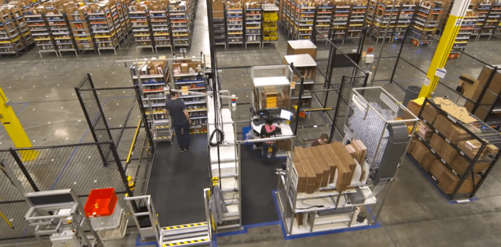 Amazon plans fulfilment centre in Missouri, US