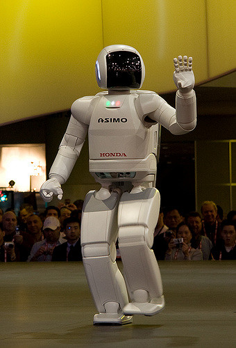 Robots at CES: They're coming in too fast