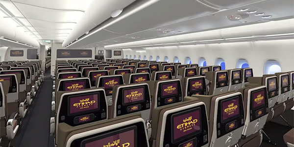 Siemens, Strata and Etihad team up to create 3D printed interiors for planes