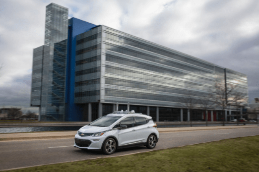 GM begins autonomous vehicle manufacturing and testing in Michigan
