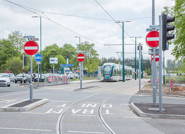 Smart travel for future cities: Integrating and connecting new tram lines