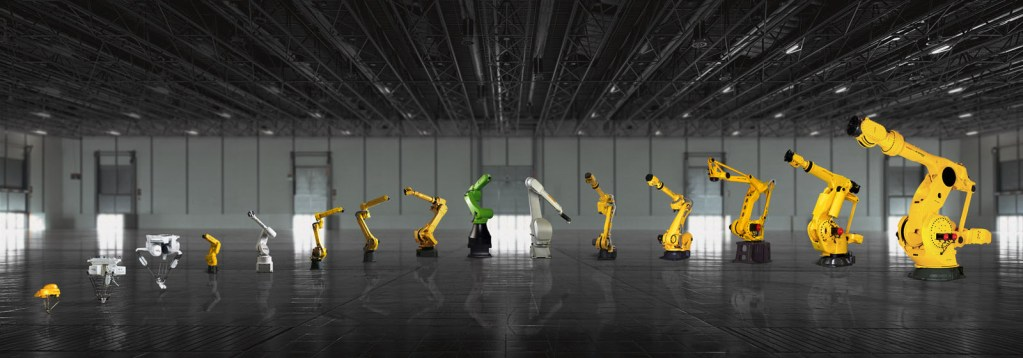 Fanuc leads rising tide of industrial automation in the US