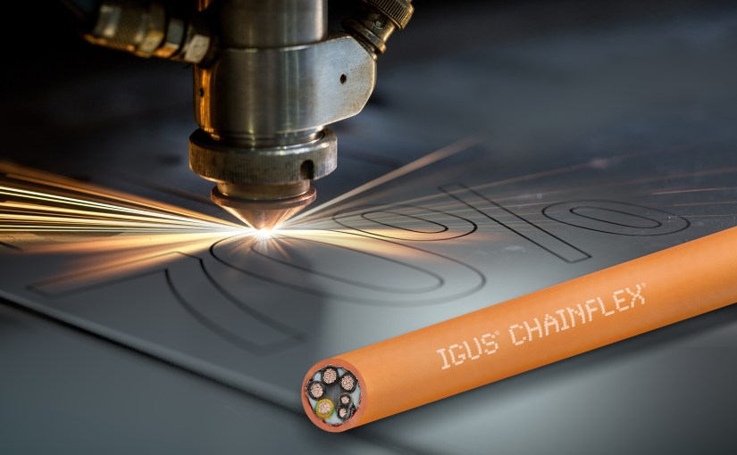 Igus augments chainflex servo cable offering for machine tool applications