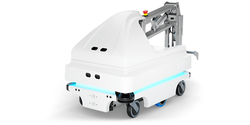 MiR reports 500 per cent growth in sales of logistics robots