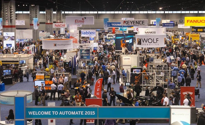 Automate 2017 to host US-China robotics forum