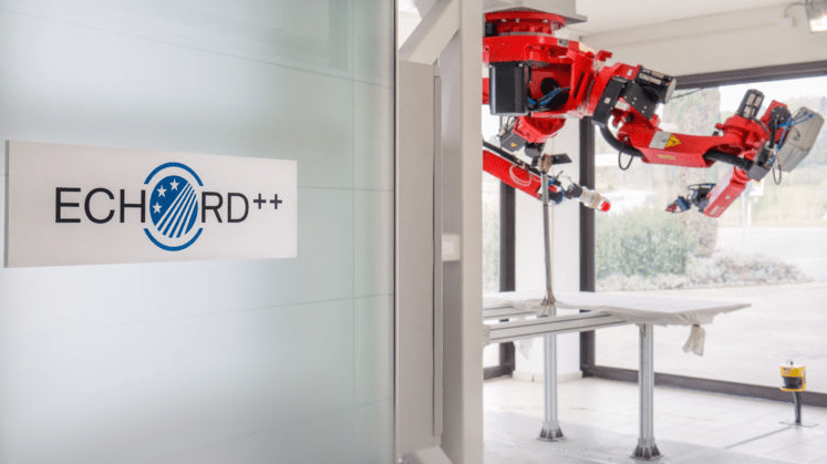 Echord++ produces new video showcasing its robotics research and development facilities