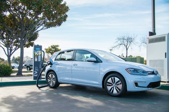 ABB and EVgo launch first high-power fast charging station for electric vehicles