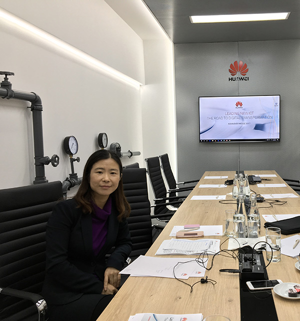 Huawei links up with GE Digital to offer industrial cloud solution