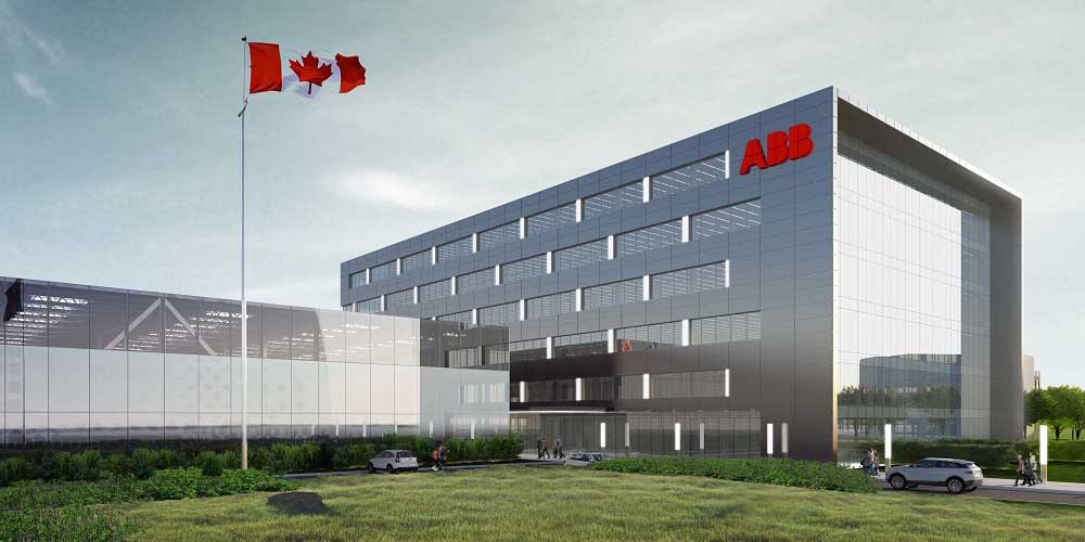 ABB opens new Canada headquarters in Montreal