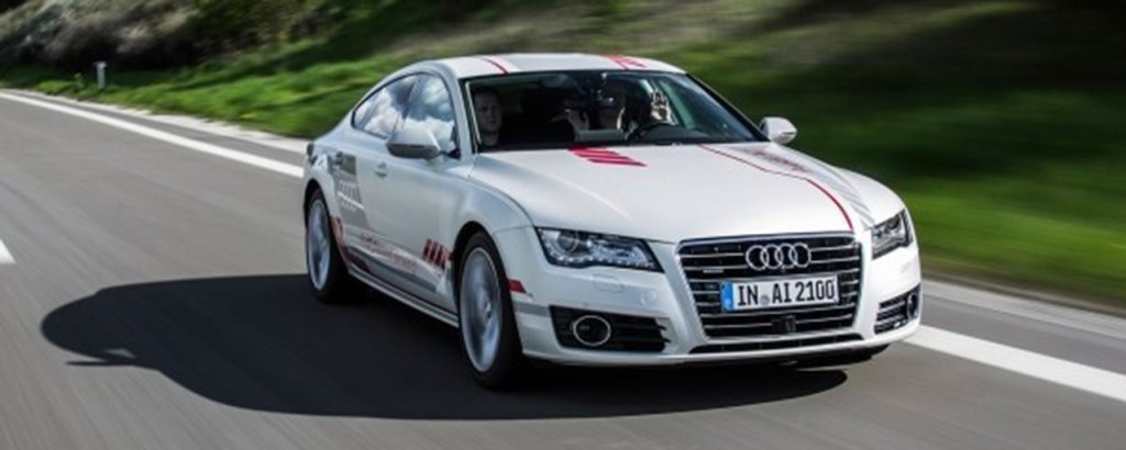 Audi-Autonomous-Vehicle