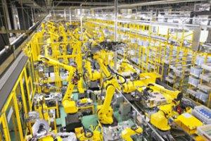fanuc cnc factory