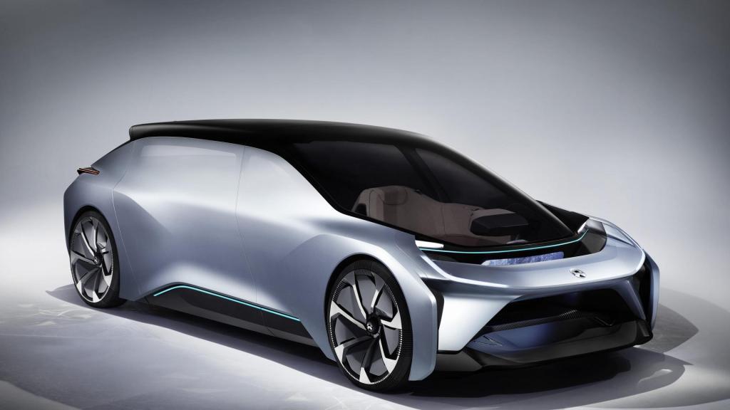 nio electric car