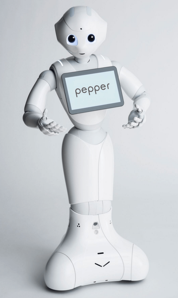 SoftBank appoints new partner to resell Pepper humanoid robots