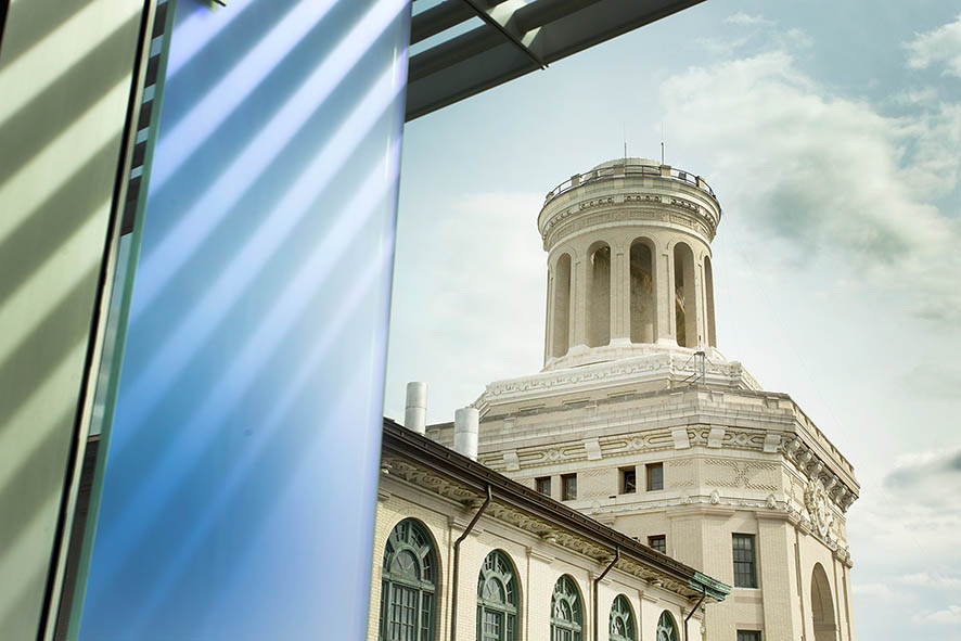Carnegie Mellon names one of its rooms after Leybold