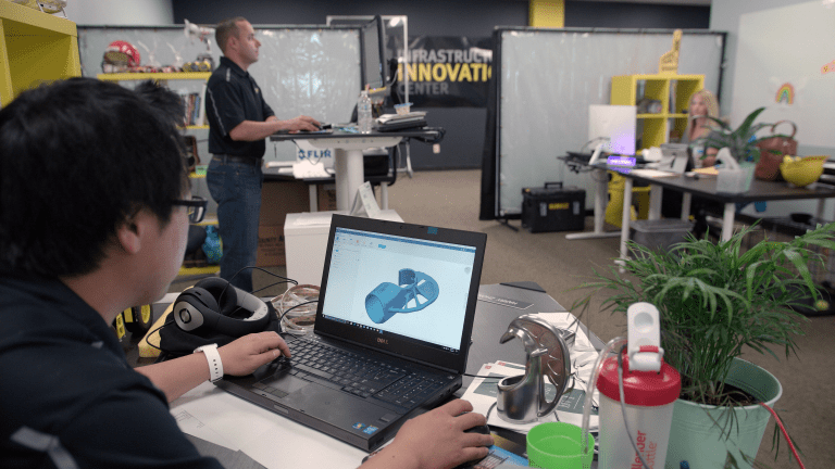 Autodesk launches generative design tool for Netfabb 3D design software