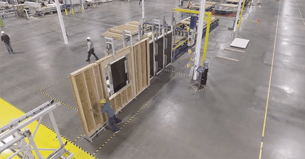Prefabricated construction using robots set to increase in next few years