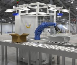 Software developer and integrator Universal Logic receives order for 60 Yaskawa Neocortex AI robotic work cells