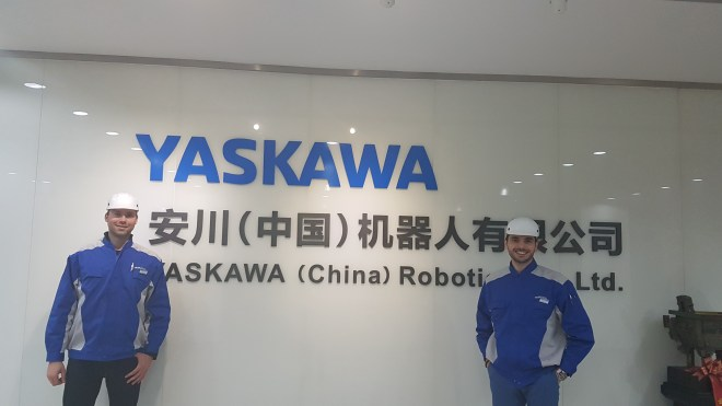 yaskawa china