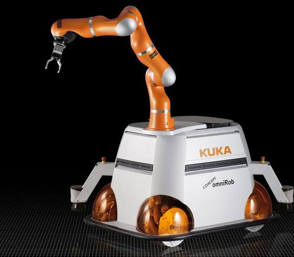 Kuka expects to double its business to more than $1 billion through Midea's China connections