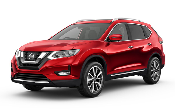 Redesigned Nissan X-Trail features Hitachi advanced driver assistance system