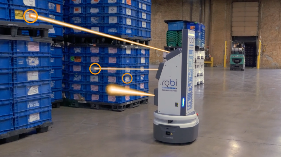 Surgere partners with Fetch Robotics to launch cycle-counting logistics robot