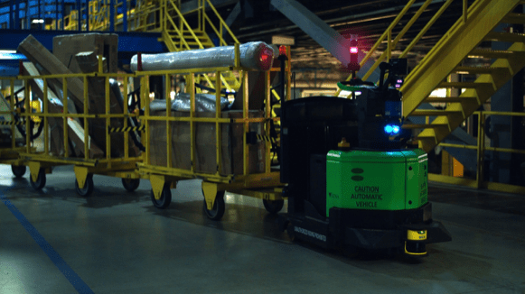 Opinion: Materials handling automation and robotics requires IIoT monitoring