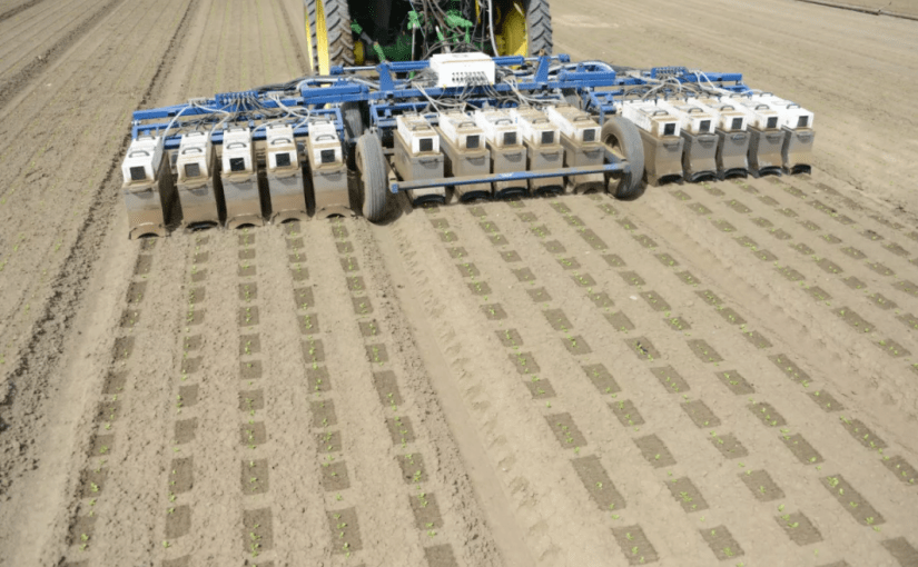 John Deere to buy lettuce farming robot maker Blue River Technology