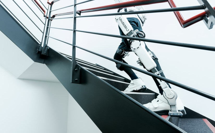 Cyberdyne reports 30 per cent more sales for its cyber-physical HAL exoskeleton