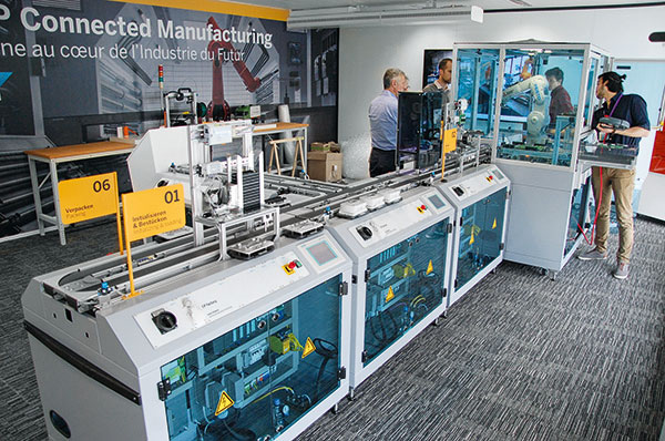 Festo and SAP combine to offer insight into the future of manufacturing