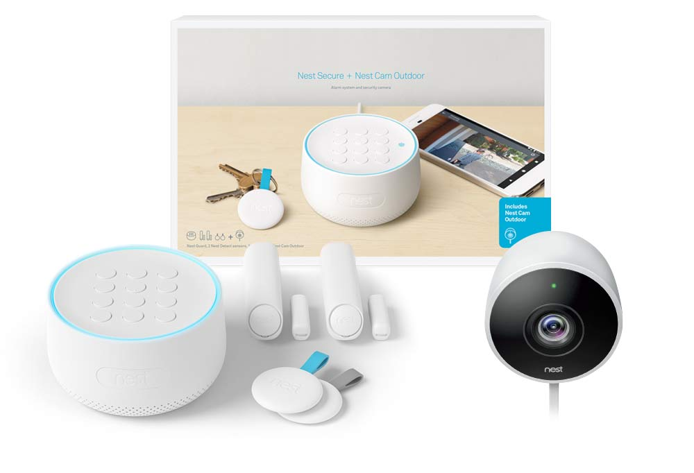 nest-secure  sc 1 st  Robotics u0026 Automation News & Analysis: New Nest Labs security products face stiff competition ...