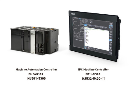 Omron launches new integrated controller