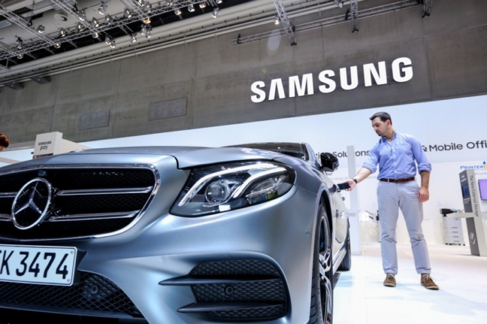 Samsung strengthens interest in autonomous driving with $300 million investment fund