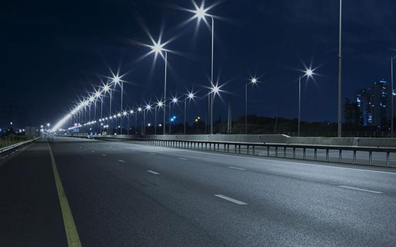 silver spring street-lights