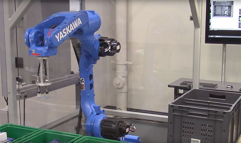 Universal Logic to supply 100 Neocortex robotic systems for Agricultural Robotics