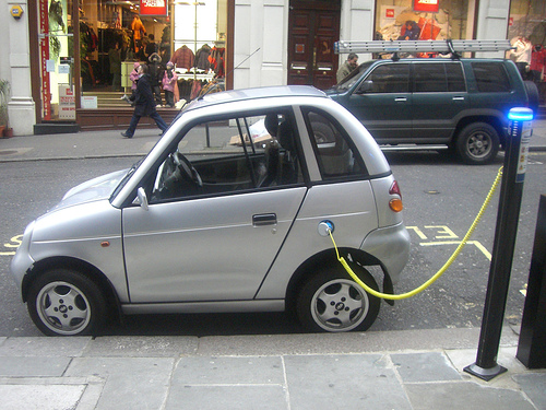 Power brokers: An update on the electric vehicle market